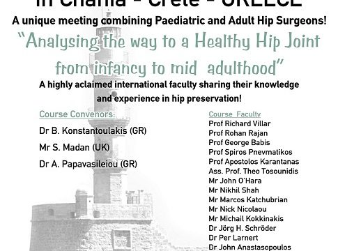 1st Hip Preservation Symposium