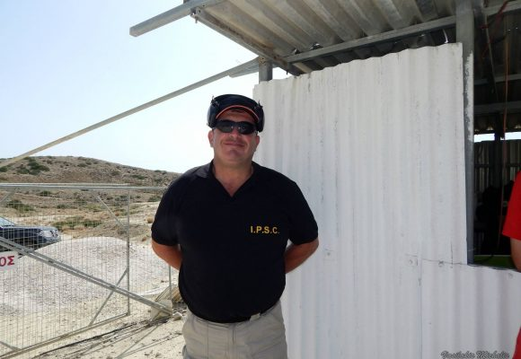 Πανελλήνιος Πρωταθλητής Πρακτικής Σκοποβολής Ραβδωτών Τυφεκίων