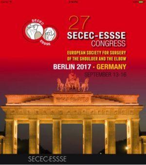27ο Συνέδριο European Society for Surgery of the Shoulder and the Elbow