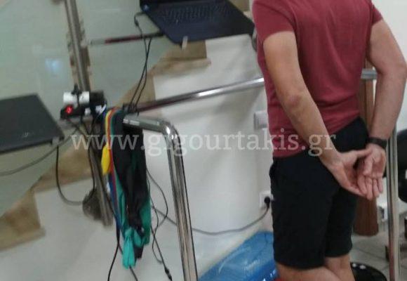 Ο γύρος του Ψηλορείτη με ποδήλατο – κούρσα, από ασθενή με Ολική Αρθροπλαστική Γόνατος - Total Knee Replacement 8 μήνες μετεγχειρητικά!