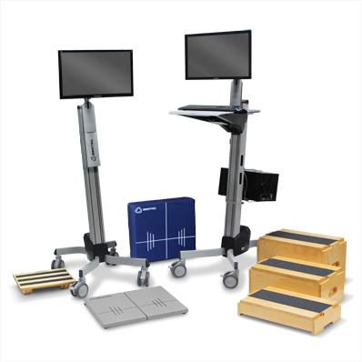 Βertec Platform, Σύστημα αξιολόγησης ισορροπίας