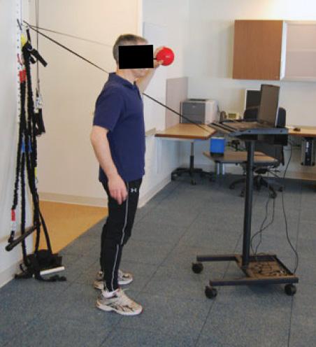 CSMi, Humac 360, Σύστημα αξιολόγησης εκρηκτικότητας-άλματος και άσκησης όλου του σώματος